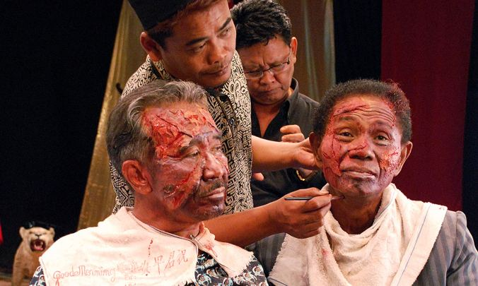 act of killing heads