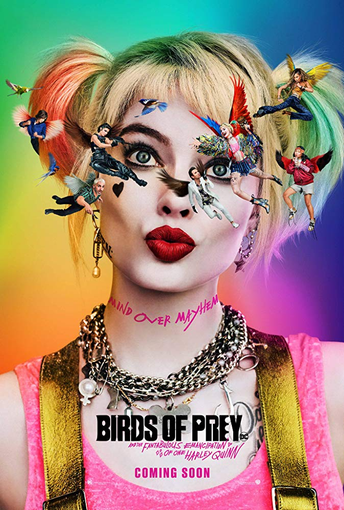 Birds Of Prey And The Fantabulous Emancipation Of One Harley Quinn 2020 Ghost Dog