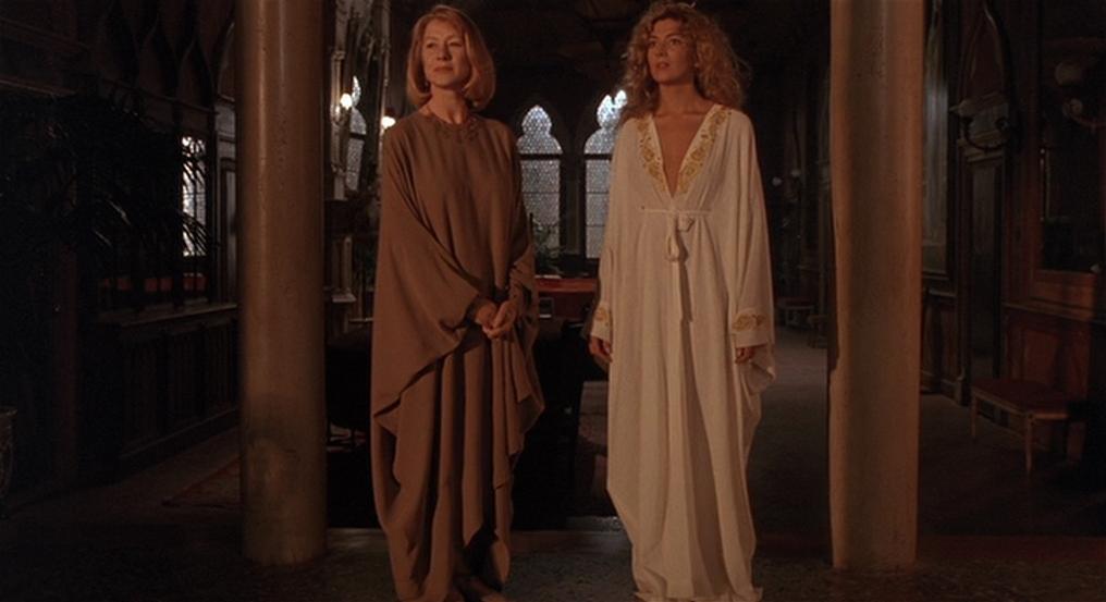 CAROLINE AND MARY